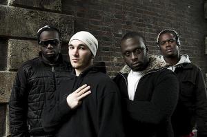 Maitre Gims, Maska, Adams Diallo & Black Mesrimes